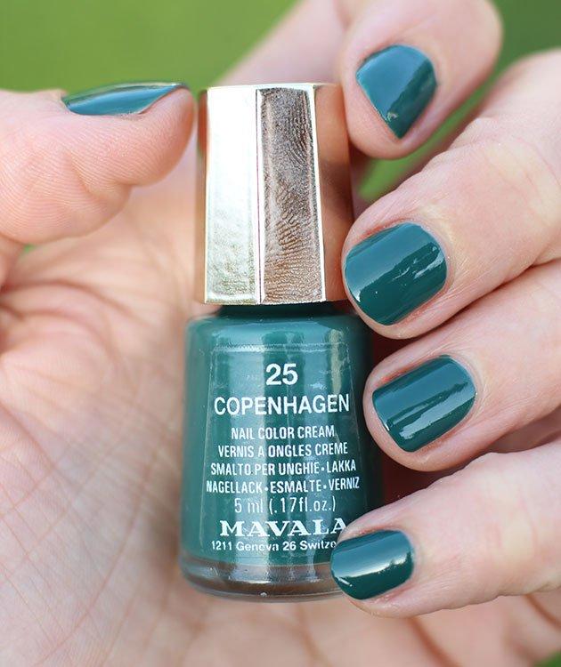 Copenhagen - Mavala nail polish