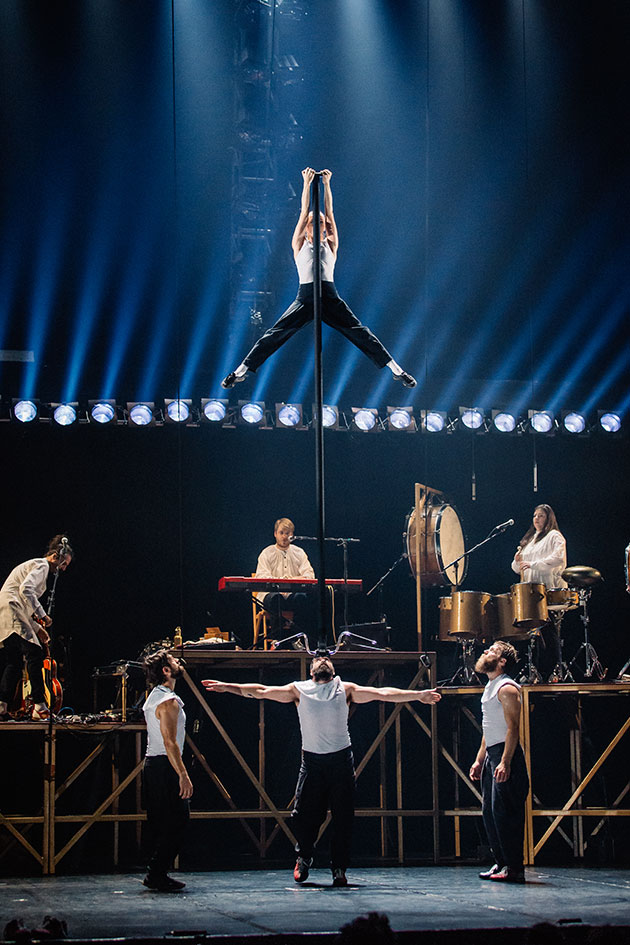 Tabarnak Cirque Alfonse Bobino