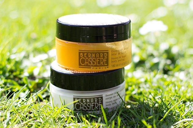 Bernard Cassiere Produits pour le corps au miel