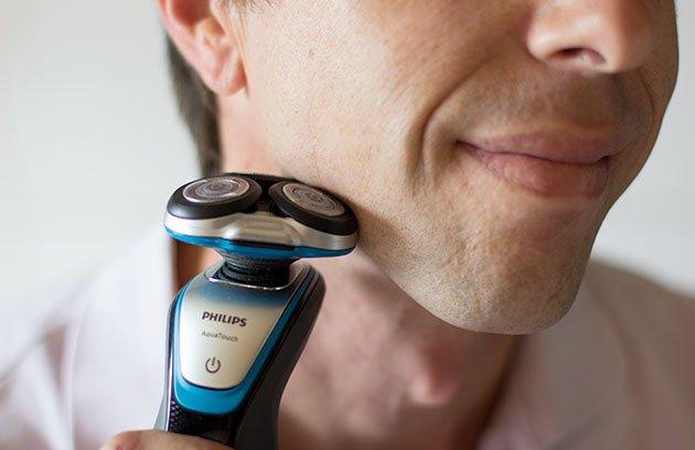 Philips Aquatouch rasoir