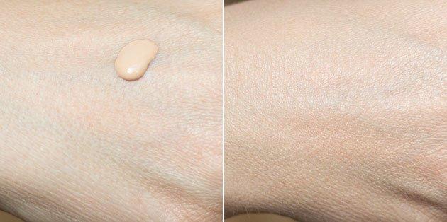 Fond de teint bio Nude Effect Make Up Fluid Lavera