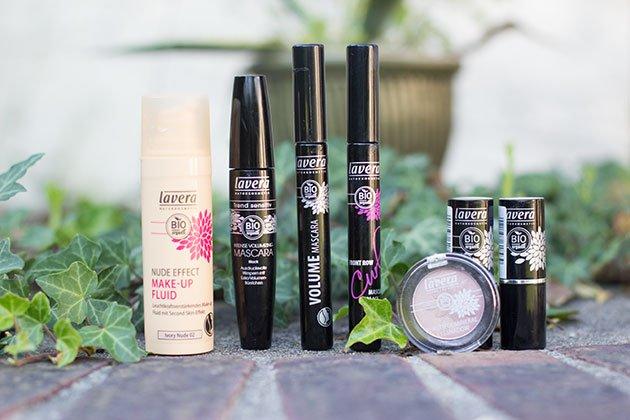 Produits de Maquillage bio Lavera