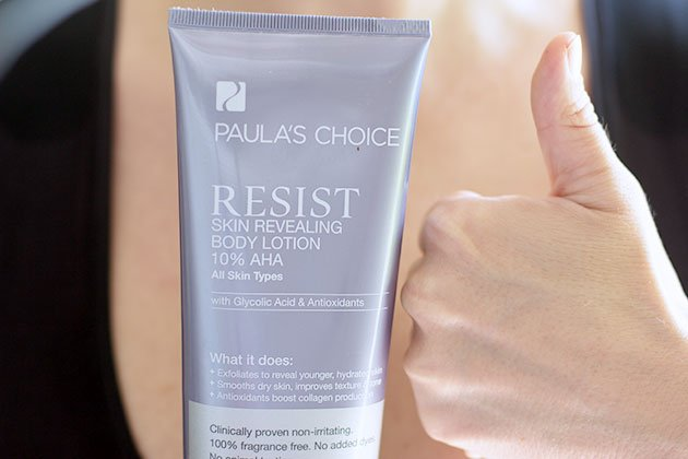 Resist Skin Revealing Body Lotion de Paula's Choice