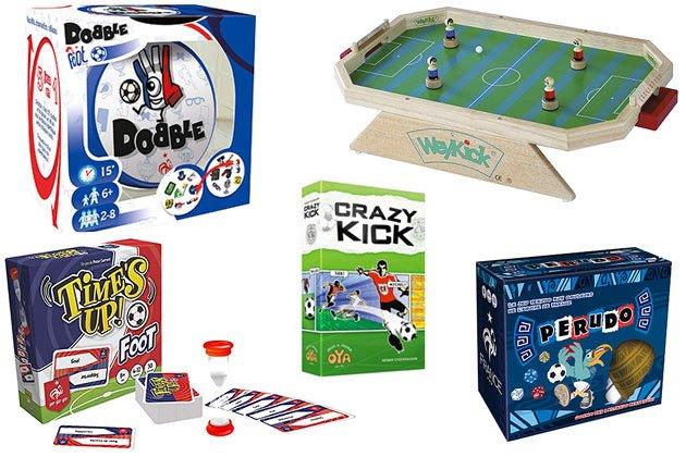 Jeux de société Football