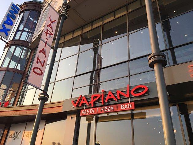 restaurant Vapiano Disney Village