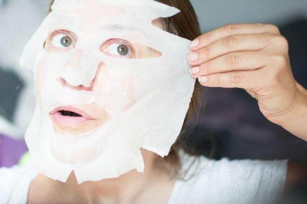 Masque Visage Bio