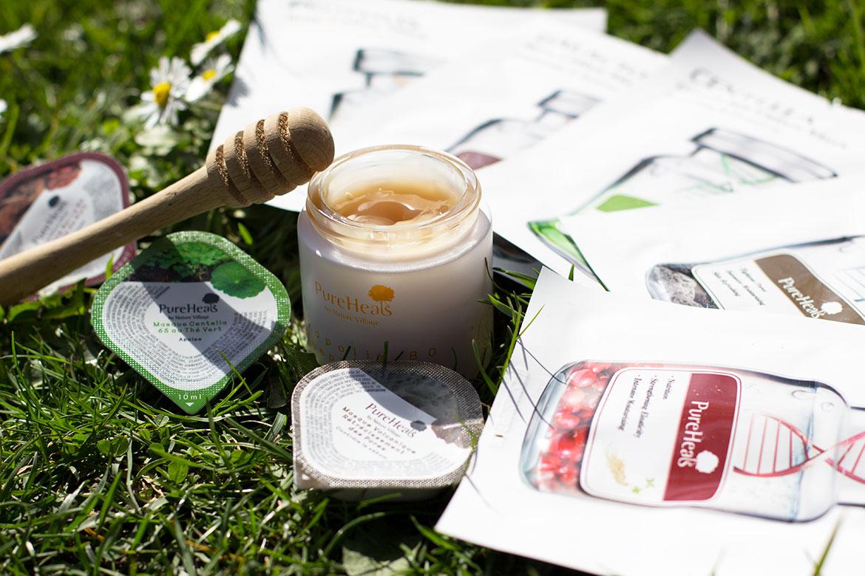 produits cosmétiques Pure Heals