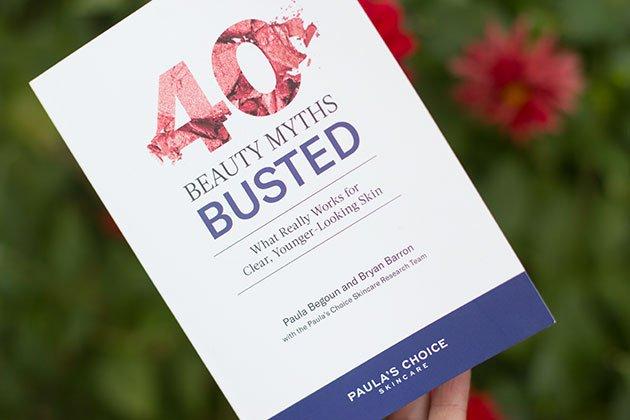 40 Beauty Myths busted