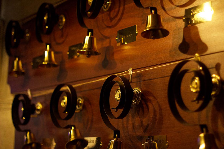 Clochettes Domestiques Château de Champs-sur-Marne Le Grand Réveillon