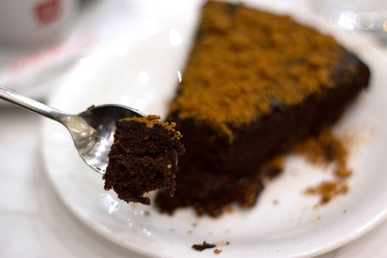 Part de Gâteau Death By Chocolate