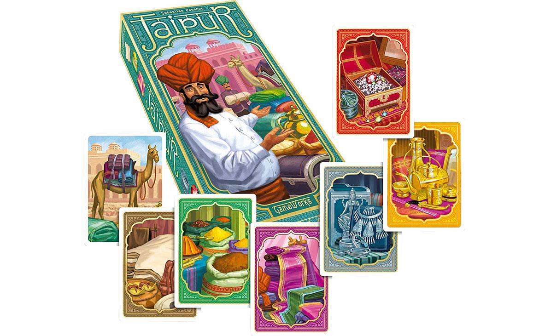 Jaipur Jeu de société pour 2 joueurs