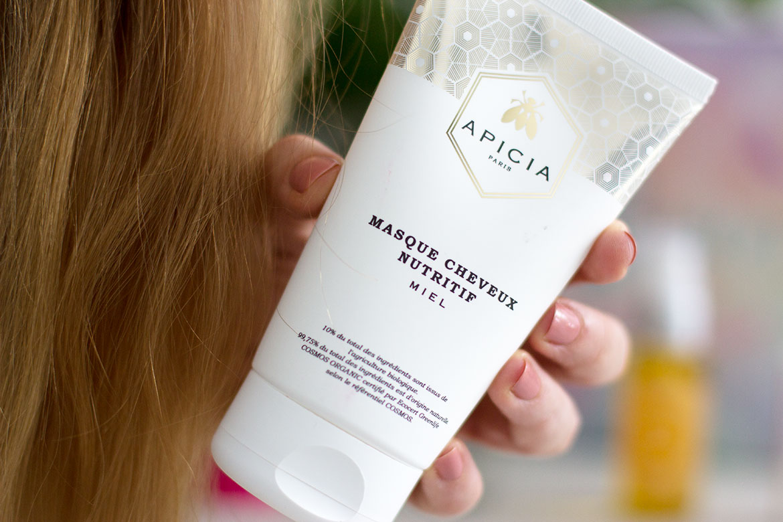 Masque Cheveux Nutritif Apicia