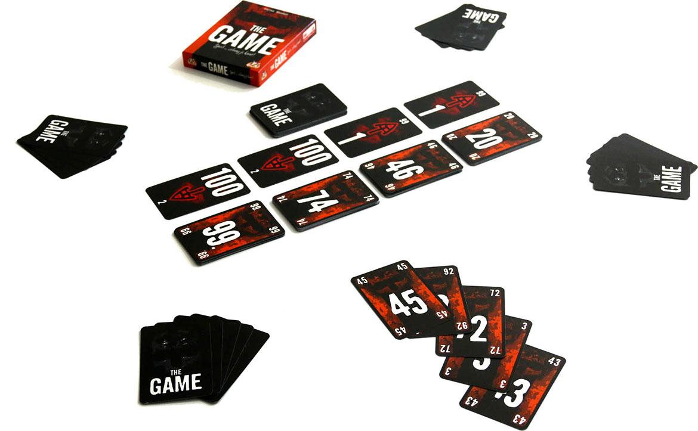 the Game Jeu de Société, jeu de cartes