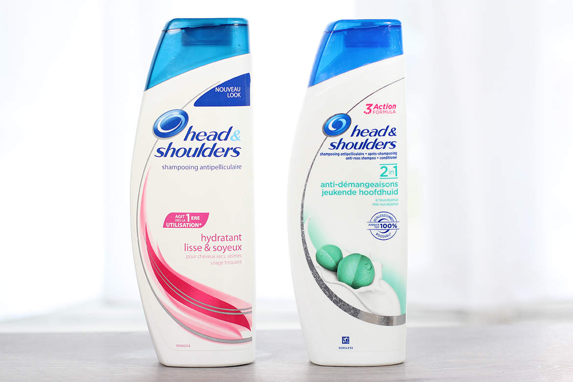 Head & Shoulders shamping antipelliculaire