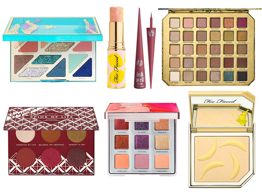 Palettes de maquillage printemps 2019