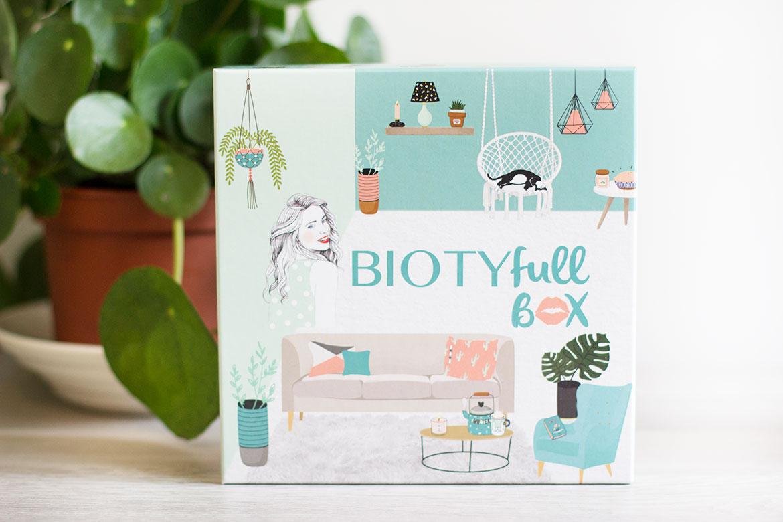 Biotyfull Box - Mai 2019 boîte