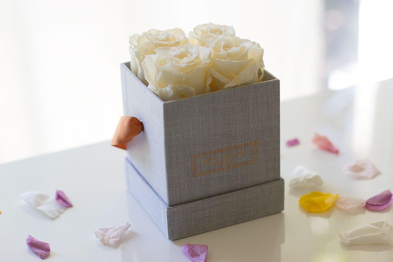 Roses éternelles Atelier 19