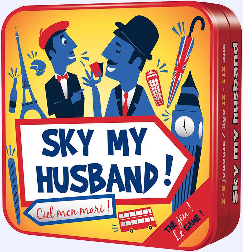 Sky My Husband Jeu de Société pour jouer en voiture