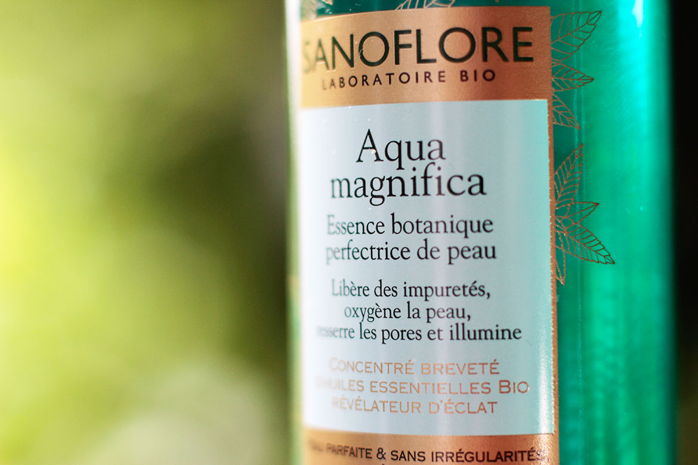 Aqua Magnifica Sanoflore Flacon