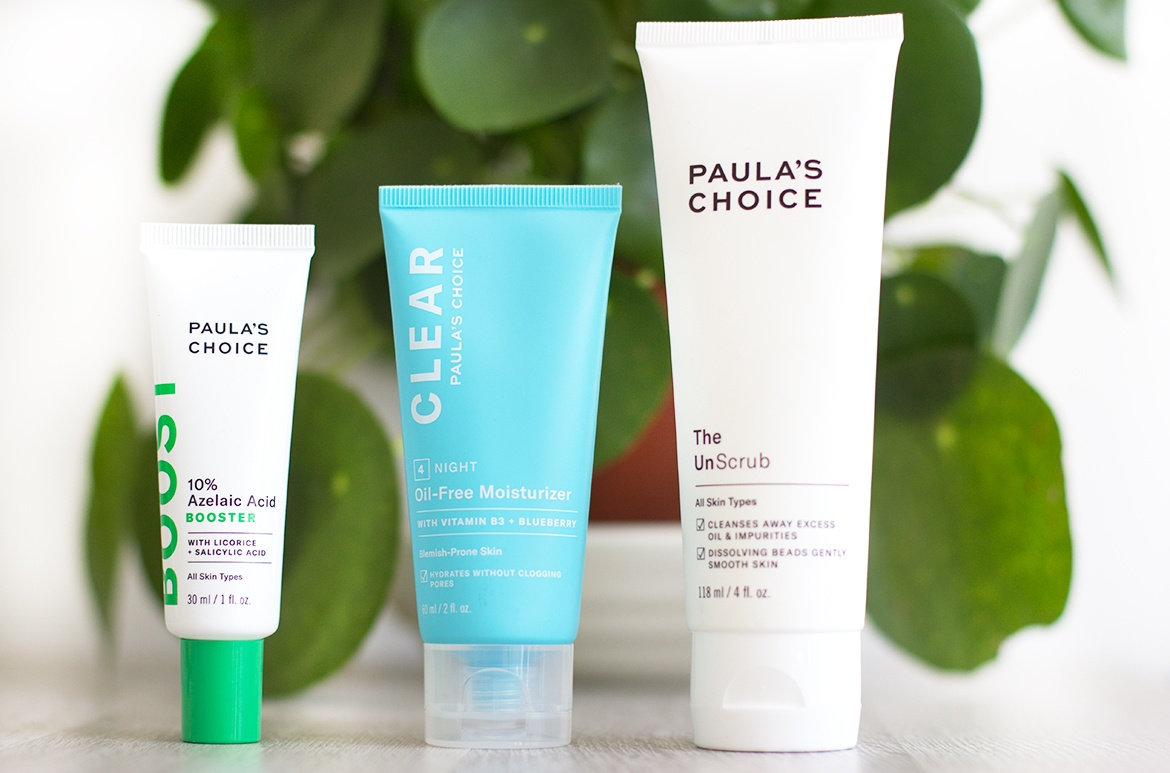 Paula's Choice produits anti-imperfections