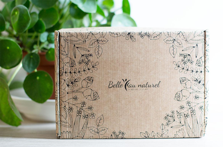 Box beauté Bio Belle au Naturel