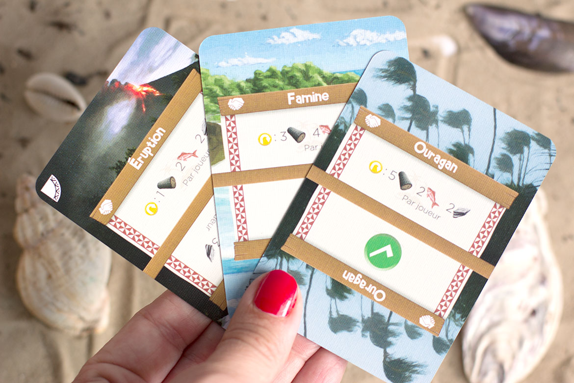 Cartes Désastres Palm Island