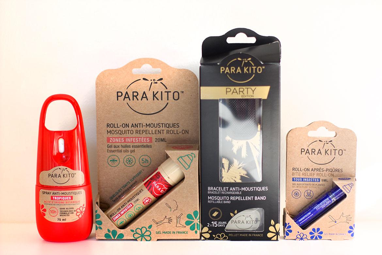 Produits Anti-moustiques Parakito