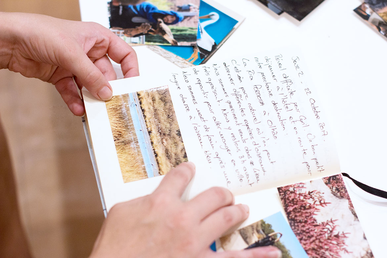 Carnet de voyage DIY Algarve Portugal création