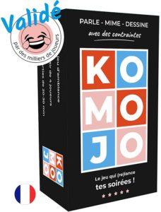 jeux d'ambiance komojo mimes