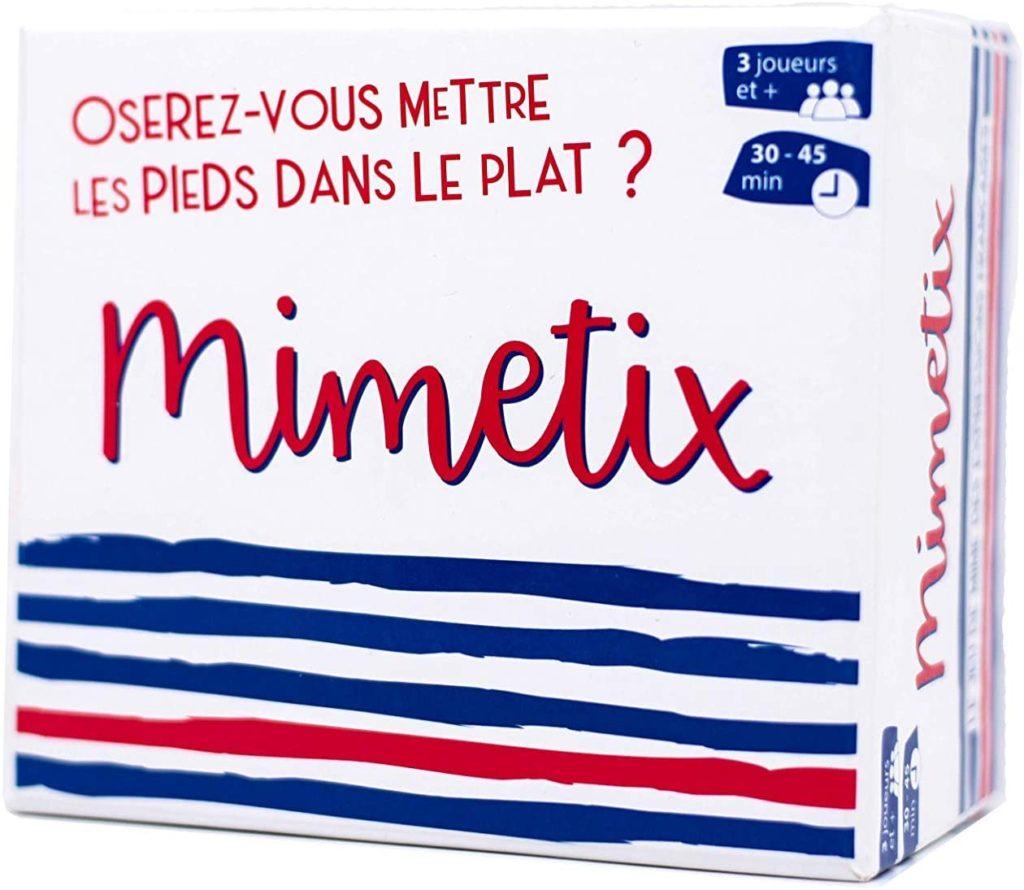 Jeux d'ambiance et mimes: Mimetix