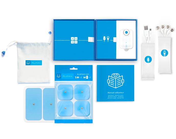 contenu pack Bluetens