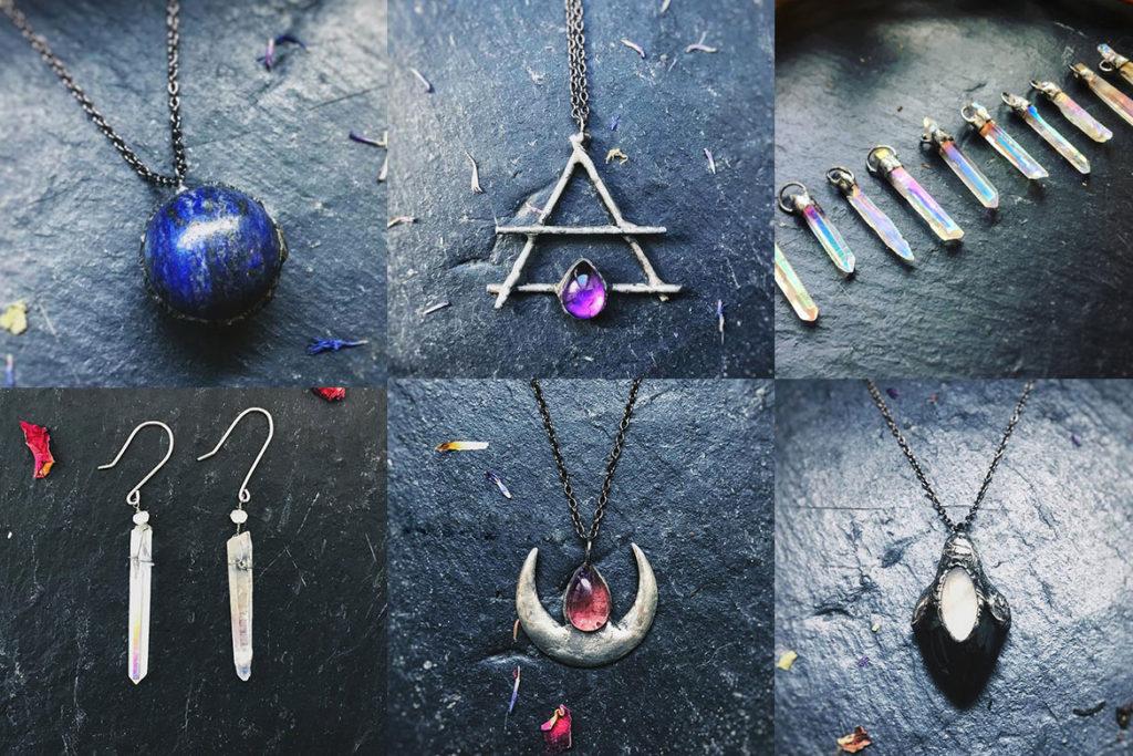 Atelier Oracle bijoux de sorcière