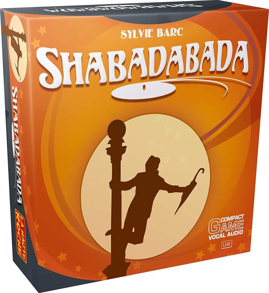Shabadabada jeu de société musical