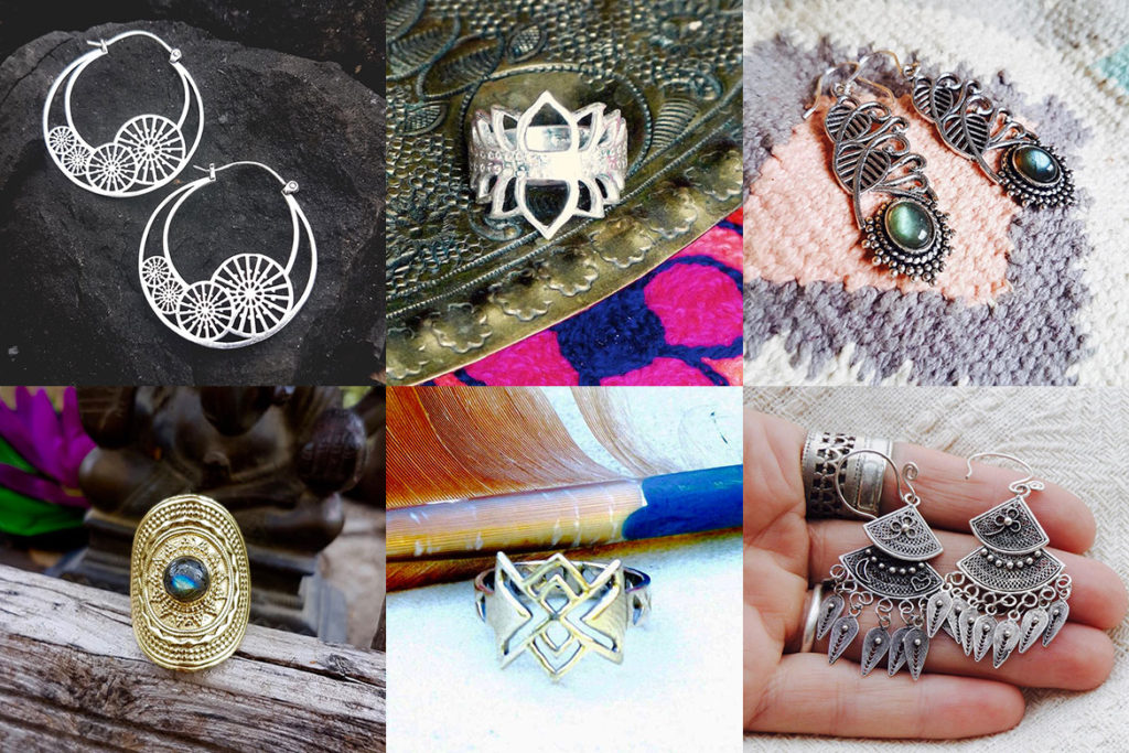 bijoux artisanat ethnique