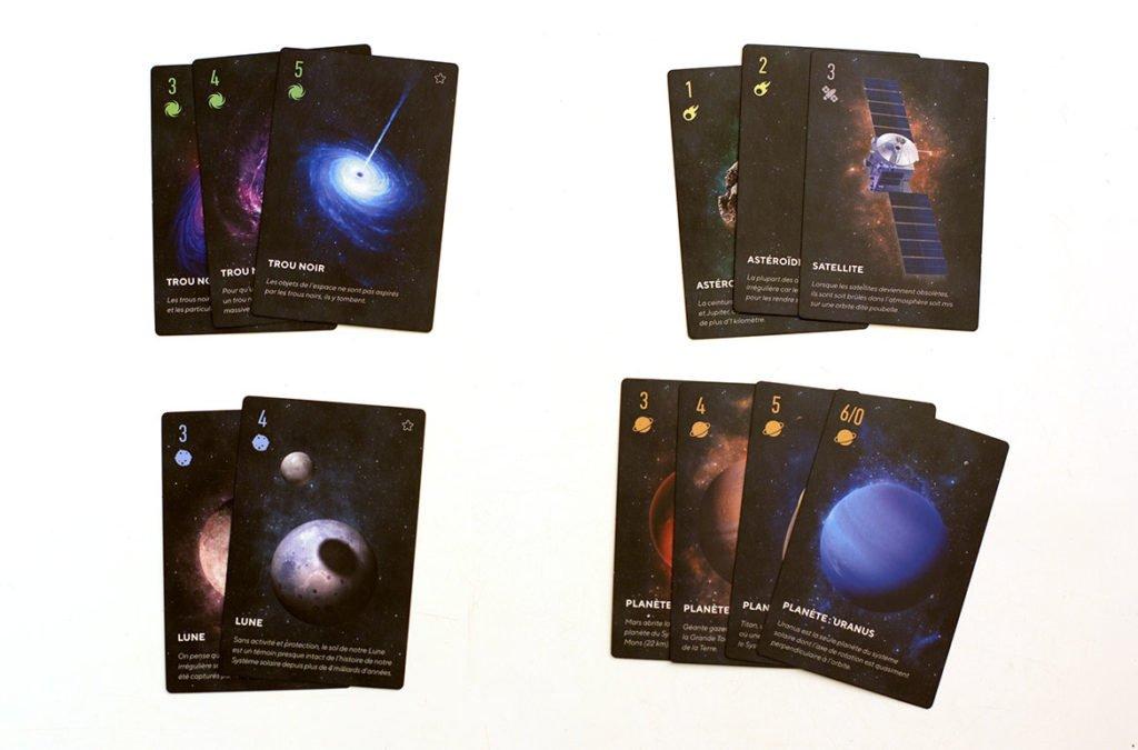 Stellar Cartes