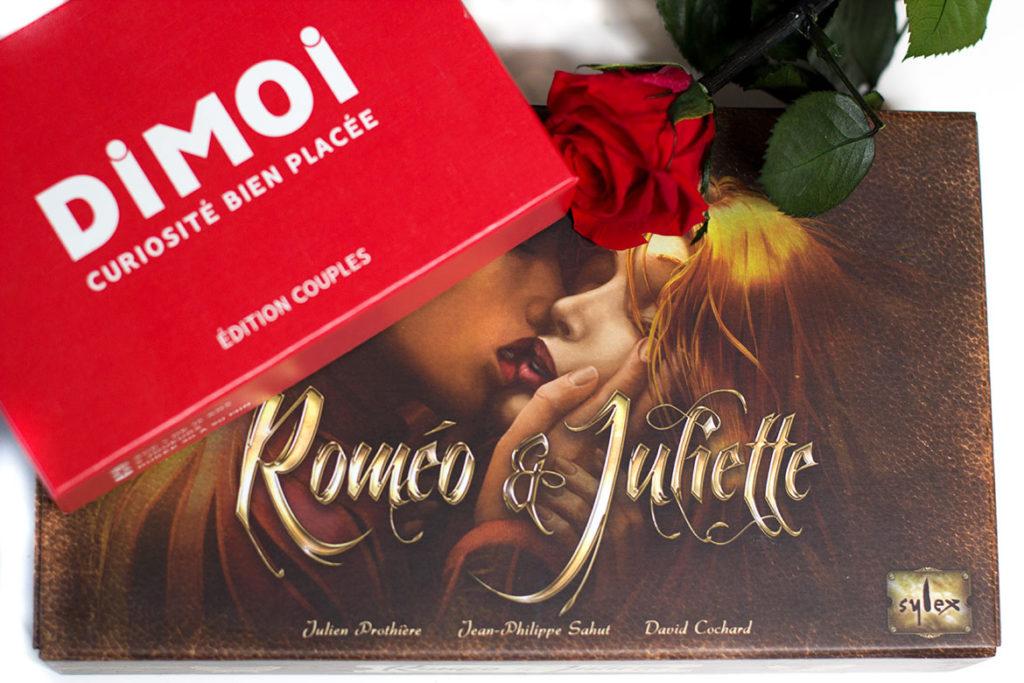 jeux couple Saint Valentin Amour