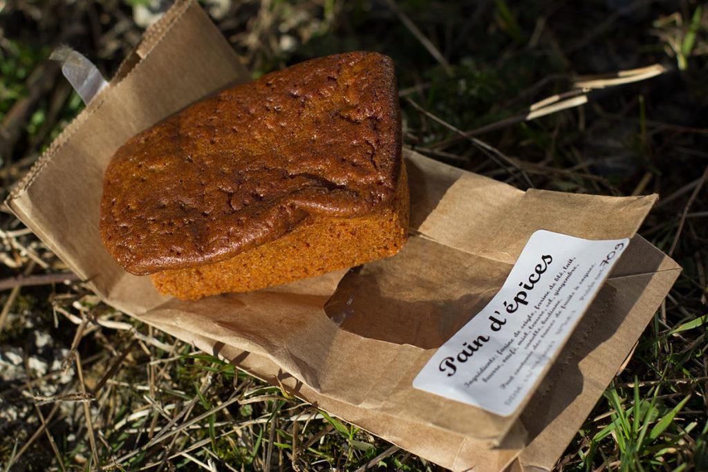 Abeille Box - pain d'épices