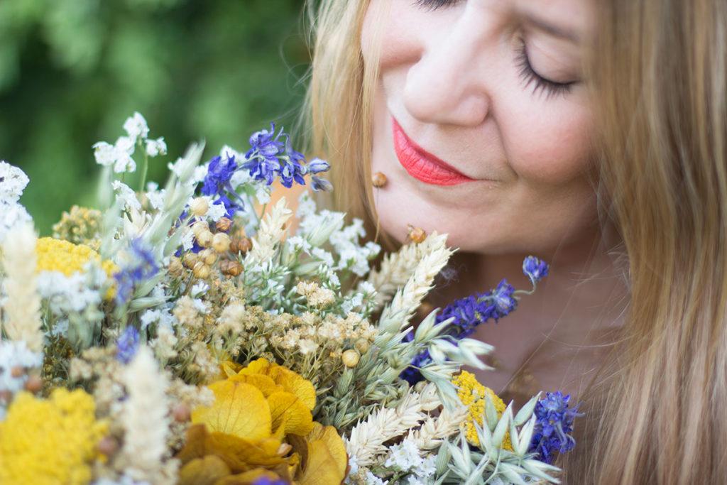 Fleurs séchées Flowrette