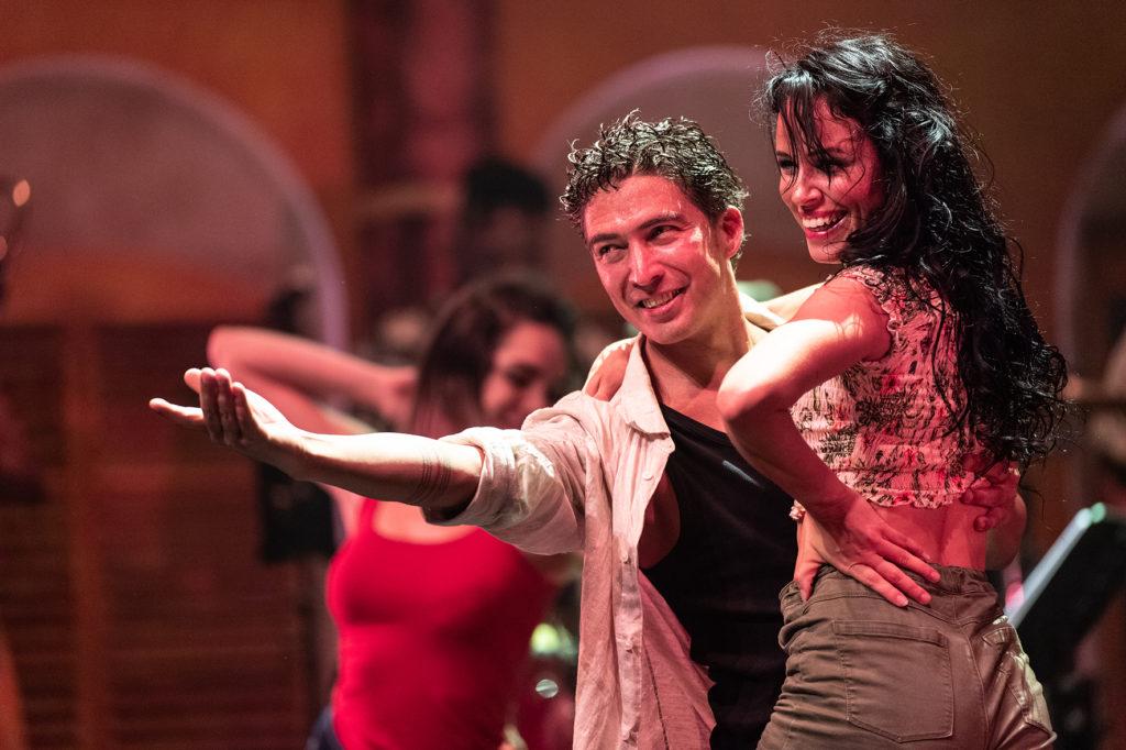Soy de cuba Comédie musicale Paris danse