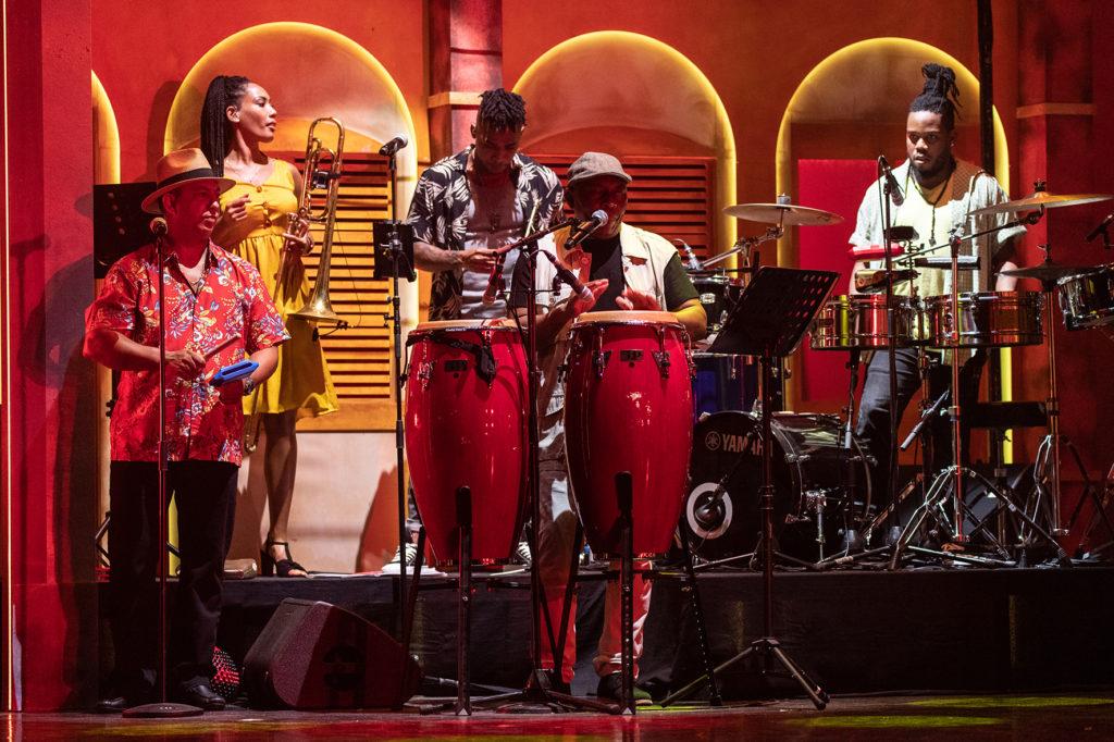 Soy de cuba Comédie musicale Paris musiciens