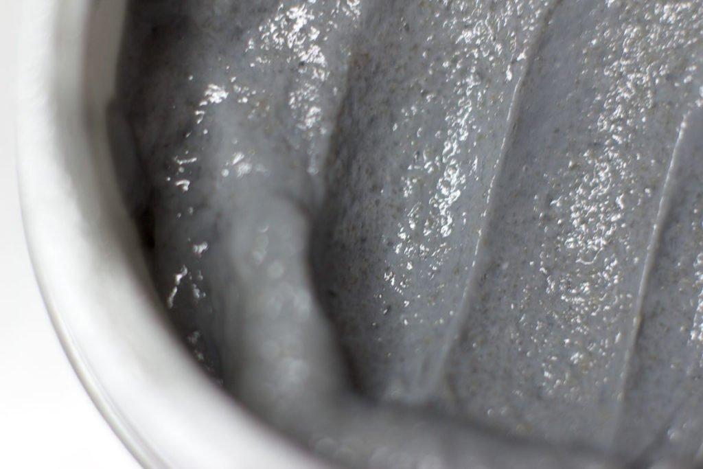 gommage capillaire sel marin et zinc cuir chevelu sensible et pellicules